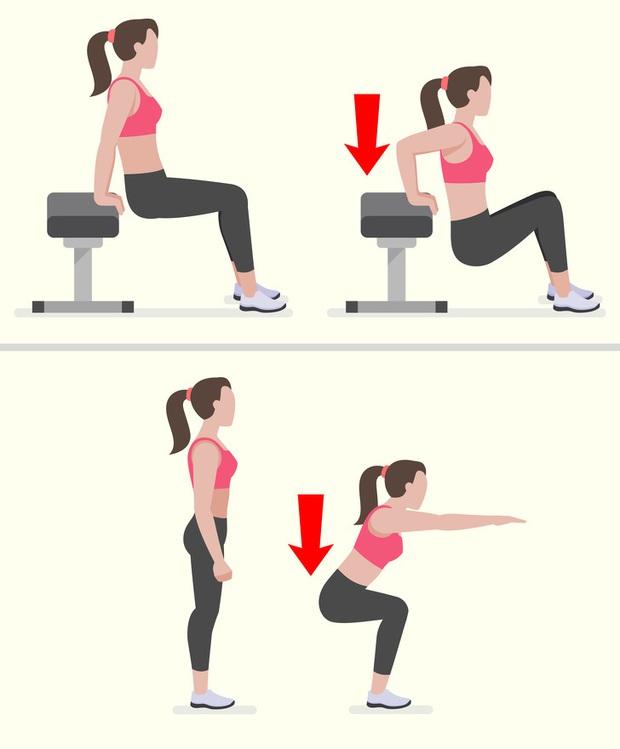 Làm thế nào để xác định được những vị trí tích mỡ thừa trên cơ thể và loại bỏ chúng hiệu quả? - Ảnh 8.