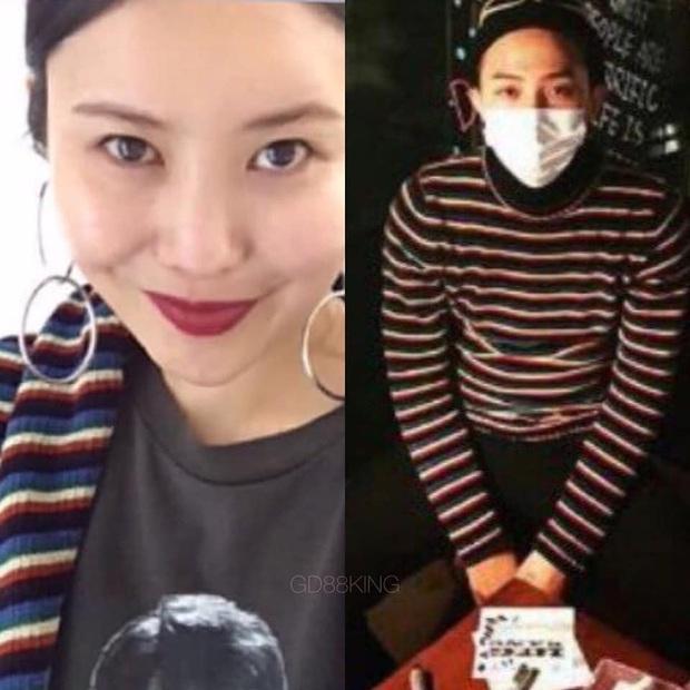 Quá nhiều pha đụng hàng giữa G-Dragon và chị gái, vừa chất lại dễ thương hết phần thiên hạ - Ảnh 10.
