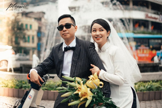 Thêm một tin vui đầu 2020: Cuối cùng hot girl Mi Vân cũng chịu tung ảnh cưới cùng bạn trai quen 5 năm, dân tình khen đẹp nức nở - Ảnh 1.