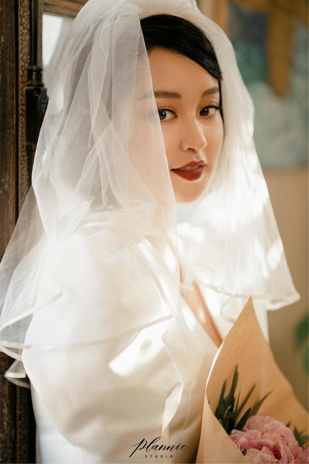 Thêm một tin vui đầu 2020: Cuối cùng hot girl Mi Vân cũng chịu tung ảnh cưới cùng bạn trai quen 5 năm, dân tình khen đẹp nức nở - Ảnh 4.