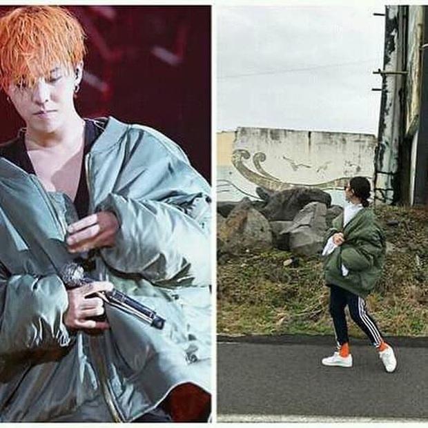 Quá nhiều pha đụng hàng giữa G-Dragon và chị gái, vừa chất lại dễ thương hết phần thiên hạ - Ảnh 7.