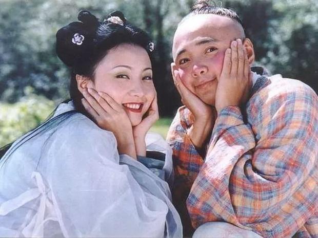 Showbiz Hoa ngữ 20 năm trước: Hàng loạt tượng đài Cbiz ra đời, cặp Vương Phi - Tạ Đình Phong sở hữu bức ảnh chấn động - Ảnh 10.
