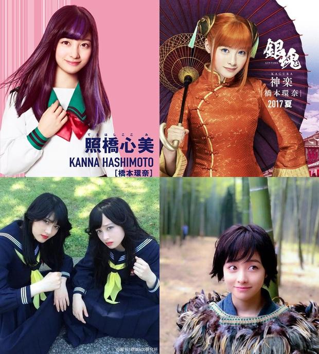 Idol ngàn năm mới gặp Kanna Hashimoto: Thiếu nữ hàng đầu Jbiz nay sắc vóc tuột dốc không phanh vì thói bia rượu - Ảnh 22.