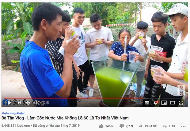 """Đổi gió nấu sữa ngô giữa mùa đông… """"cho nó mát"""", Bà Tân Vlog lại được dân tình ủng hộ vì một thay đổi nhỏ nhưng có võ - Ảnh 6."""