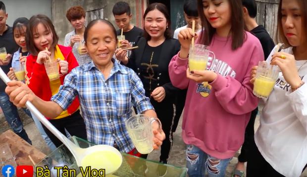 """Đổi gió nấu sữa ngô giữa mùa đông… """"cho nó mát"""", Bà Tân Vlog lại được dân tình ủng hộ vì một thay đổi nhỏ nhưng có võ - Ảnh 9."""