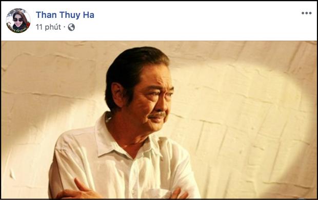 Ngô Thanh Vân, Hứa Vĩ Văn cùng dàn nghệ sĩ bàng hoàng khi hay tin NSƯT Chánh Tín đột ngột qua đời ở tuổi 68 - Ảnh 8.