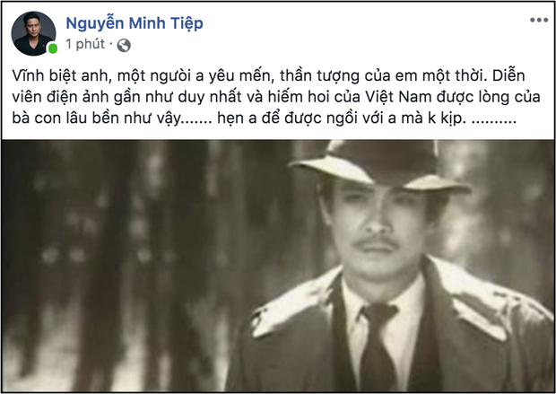 Ngô Thanh Vân, Hứa Vĩ Văn cùng dàn nghệ sĩ bàng hoàng khi hay tin NSƯT Chánh Tín đột ngột qua đời ở tuổi 68 - Ảnh 7.
