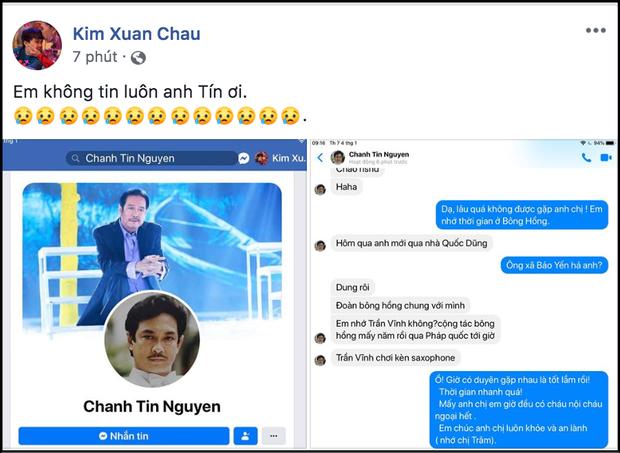 Ngô Thanh Vân, Hứa Vĩ Văn cùng dàn nghệ sĩ bàng hoàng khi hay tin NSƯT Chánh Tín đột ngột qua đời ở tuổi 68 - Ảnh 6.