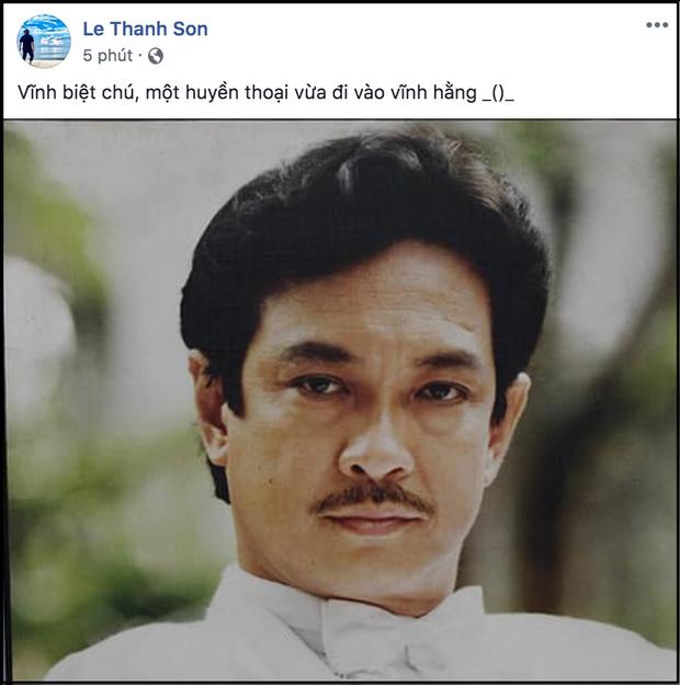 Ngô Thanh Vân, Hứa Vĩ Văn cùng dàn nghệ sĩ bàng hoàng khi hay tin NSƯT Chánh Tín đột ngột qua đời ở tuổi 68 - Ảnh 5.