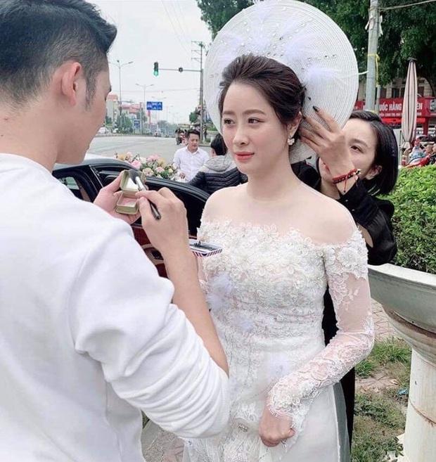 Thiếu gia Hà Quang Dũng bất ngờ khoe ảnh lấy vợ, lộ nhan sắc cô dâu xinh xắn - Ảnh 3.
