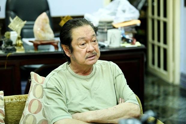 Diễn viên Ván bài lật ngửa Nguyễn Chánh Tín đột ngột qua đời tại nhà riêng, hưởng thọ 68 tuổi - Ảnh 1.