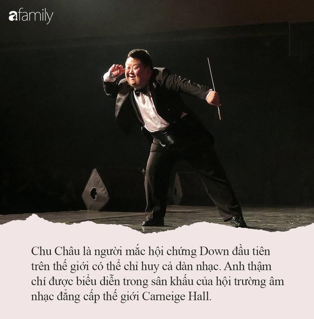 Chu Châu - Nhạc trưởng chỉ huy cả dàn nhạc nhưng có IQ chỉ bằng đứa trẻ 3 tuổi khiến thế giới ngỡ ngàng  - Ảnh 5.