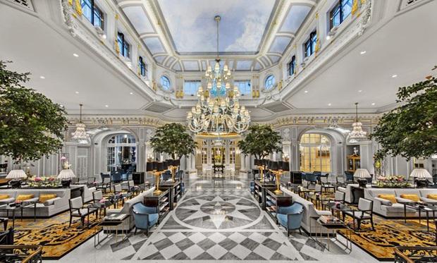 5 thương hiệu khách sạn – nghỉ dưỡng xa xỉ bậc nhất thế giới hiện nay, chỉ dân có tiền mới dám mơ ước đặt chân đến - Ảnh 17.