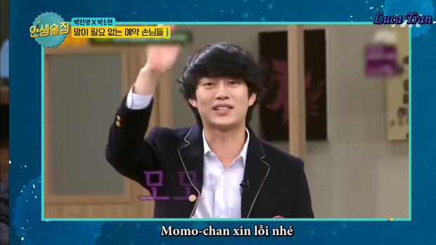Heechul từng bị JYP dằn mặt vì dám thể hiện tình cảm với nghệ sĩ nữ khác mà bỏ rơi Momo (TWICE) - Ảnh 3.
