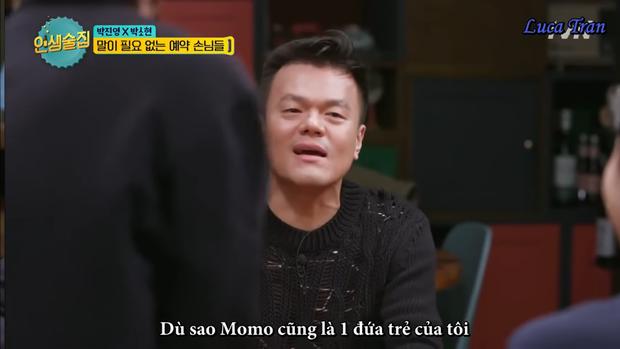 Heechul từng bị JYP dằn mặt vì dám thể hiện tình cảm với nghệ sĩ nữ khác mà bỏ rơi Momo (TWICE) - Ảnh 4.
