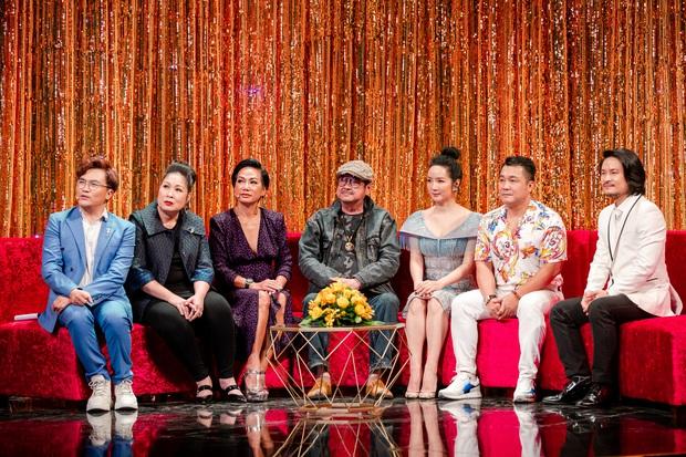 Những hình ảnh cuối cùng của cố NSƯT Chánh Tín trên truyền hình - Ảnh 4.