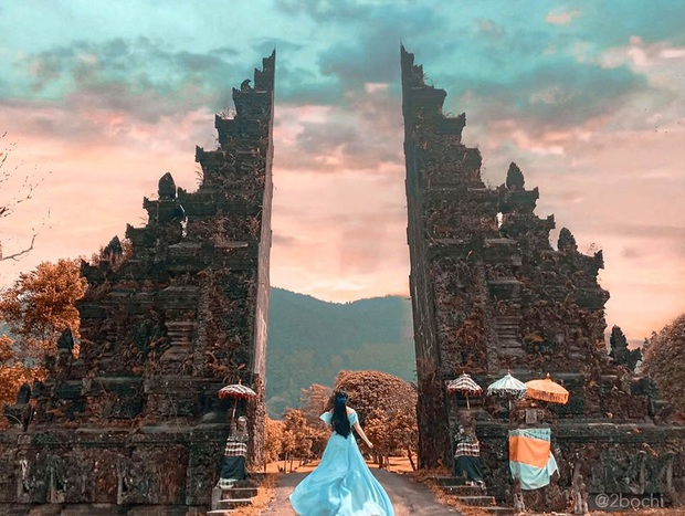 """Hành trình 7 ngày càn quét hết 23 điểm check-in hot nhất Bali của gái xinh 9x, đầu tư váy áo cũng """"không phải dạng vừa đâu""""! - Ảnh 5."""