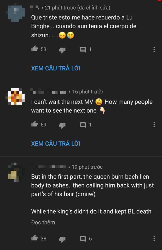 Fan quốc tế nói gì về Canh Ba của Nguyễn Trần Trung Quân: Tan nát cõi lòng, mong chờ phần 3 và còn nhiều hơn thế - Ảnh 6.