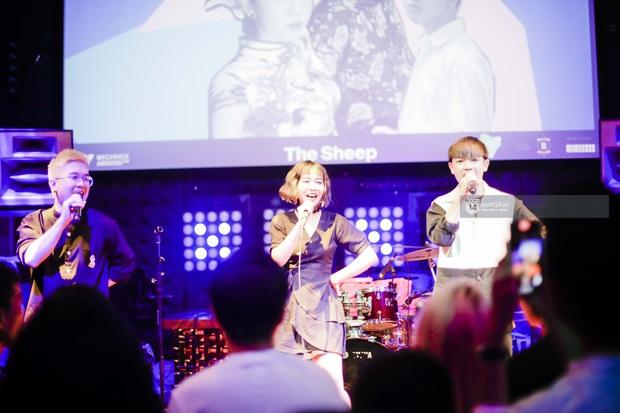 WeYoung: /saturation/ tại TP.HCM: Một đêm nhạc indie trọn vẹn với dàn nghệ sĩ indie chất chơi của đất Sài thành - Ảnh 4.