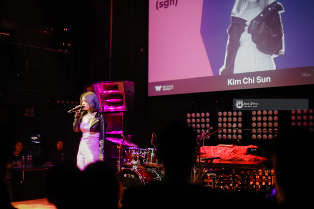 WeYoung: /saturation/ tại TP.HCM: Một đêm nhạc indie trọn vẹn với dàn nghệ sĩ indie chất chơi của đất Sài thành - Ảnh 8.