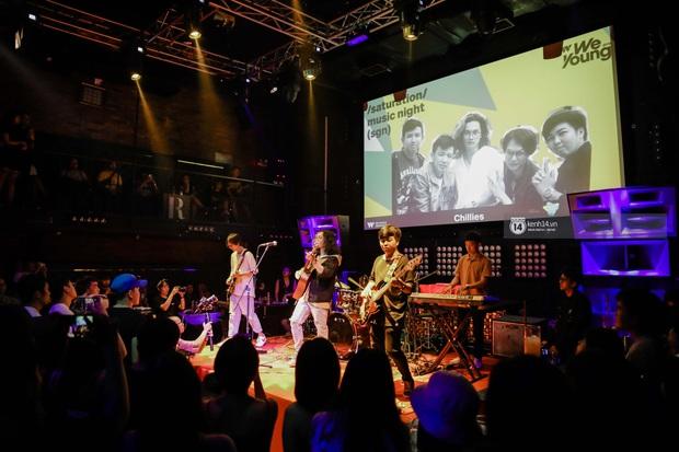 WeYoung: /saturation/ tại TP.HCM: Một đêm nhạc indie trọn vẹn với dàn nghệ sĩ indie chất chơi của đất Sài thành - Ảnh 13.