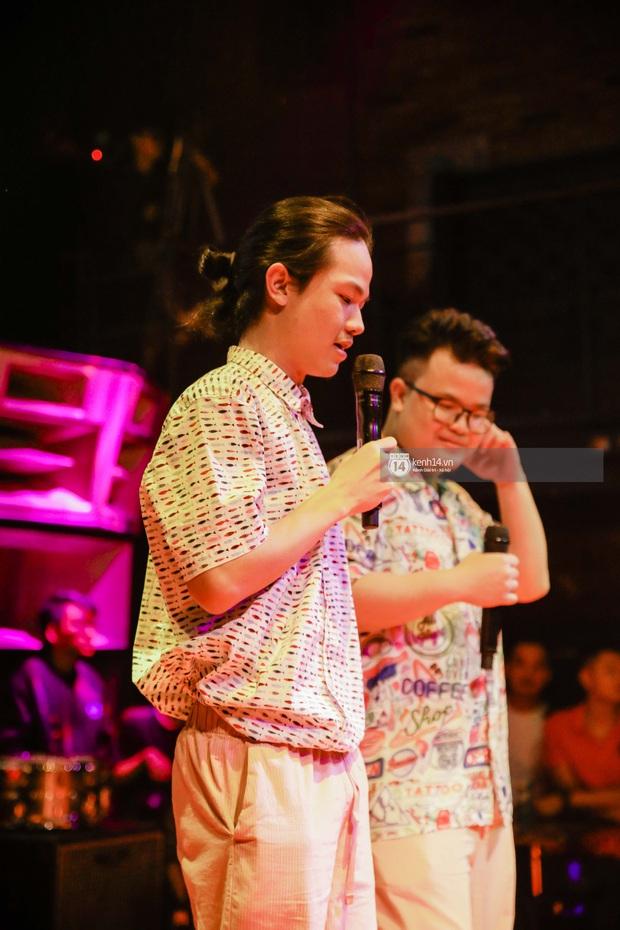 WeYoung: /saturation/ tại TP.HCM: Một đêm nhạc indie trọn vẹn với dàn nghệ sĩ indie chất chơi của đất Sài thành - Ảnh 16.