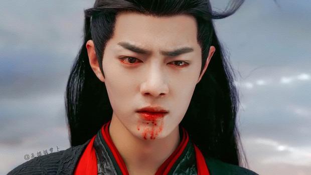 6 phân cảnh làm người xem đầm đìa nước mắt ở phim Hoa ngữ: Vừa thương vừa sợ nhìn Tiêu Chiến khóc ra máu - Ảnh 4.