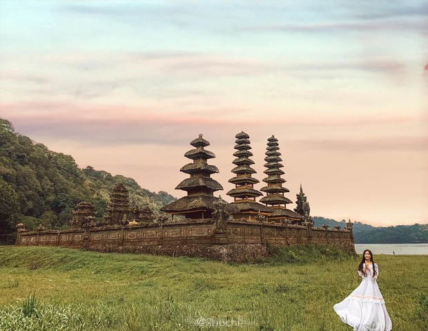 """Hành trình 7 ngày càn quét hết 23 điểm check-in hot nhất Bali của gái xinh 9x, đầu tư váy áo cũng """"không phải dạng vừa đâu""""! - Ảnh 8."""