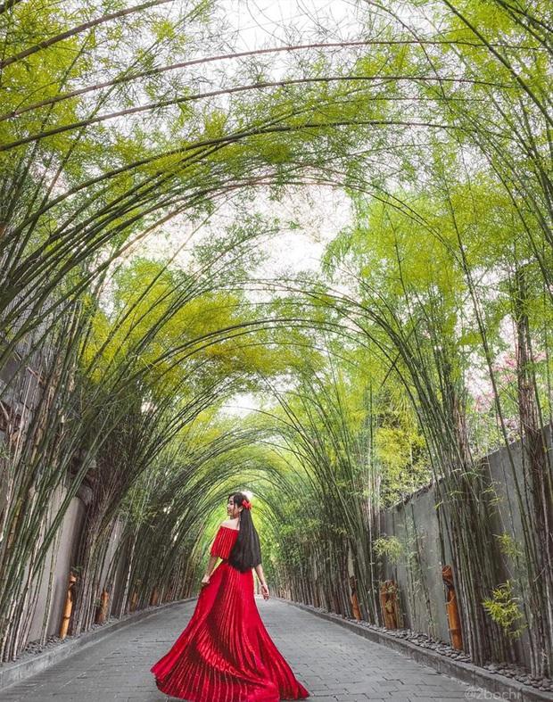"""Hành trình 7 ngày càn quét hết 23 điểm check-in hot nhất Bali của gái xinh 9x, đầu tư váy áo cũng """"không phải dạng vừa đâu""""! - Ảnh 29."""