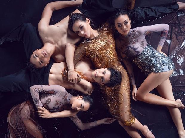 Võ Hoàng Yến chơi lớn khi rủ học trò The Face bán nude nhân dịp đầu năm mới - Ảnh 6.