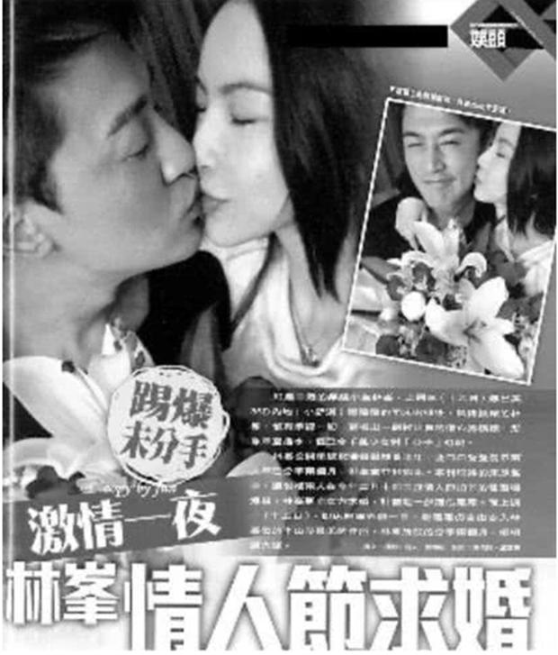 Thiếu gia TVB Lâm Phong: Tình sử toàn phốt bị tung ảnh nóng, đào mỏ và cái kết viên mãn bất ngờ nhờ lời cha mẹ - Ảnh 8.
