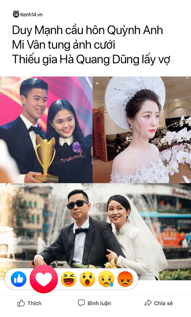 Điểm nhanh tin nóng đầu năm: Dân tình rần rần yêu đương, cưới xin rồi chia tay nhanh đến nỗi không biết nên thả react nào - Ảnh 2.