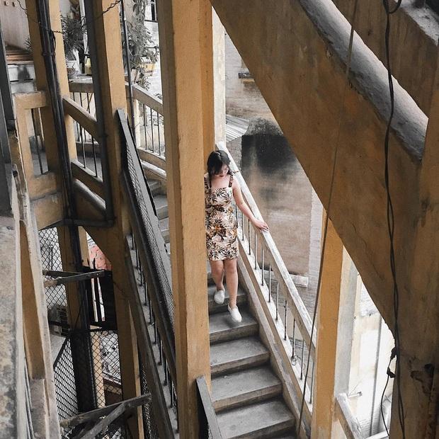 Khoanh vùng 4 chung cư cũ ở Sài Gòn: Đẹp không khác gì studio, cứ đến thì kiểu gì cũng có cả rổ ảnh mang về - Ảnh 7.