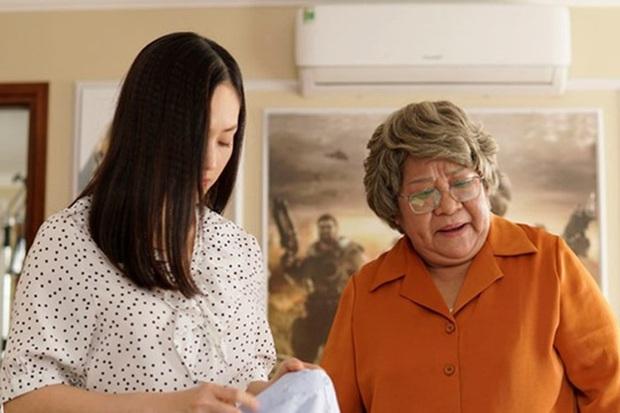 Muôn kiểu bà nội chồng trên màn ảnh Việt, đáng yêu nhất vẫn là mệ nội xì tin trong Gái Già lắm Chiêu? - Ảnh 4.