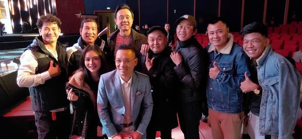 Khung cảnh sau cánh gà Quốc Khánh, Quang Thắng cùng dàn nghệ sĩ trước đêm Gala cuối năm thay thế Táo quân 2020! - Ảnh 4.