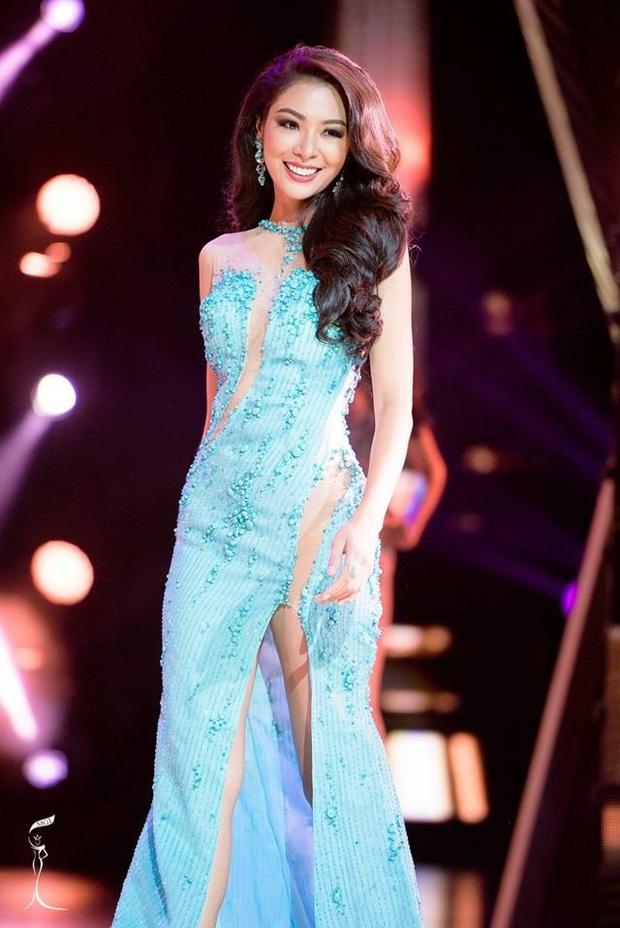 Cha đẻ Miss Grand International cà khịa váy núi lửa nổi tiếng của Catriona Gray là váy đạo nhái? - Ảnh 2.