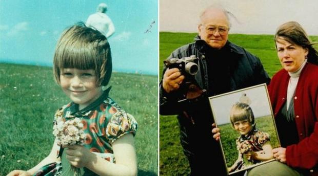 Chụp ảnh cho con gái trên bãi cỏ, người cha giật mình khi phát hiện bóng người trắng bí ẩn ngay phía sau, hơn 50 năm vẫn không ai lý giải nổi - Ảnh 3.