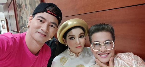 Khung cảnh sau cánh gà Quốc Khánh, Quang Thắng cùng dàn nghệ sĩ trước đêm Gala cuối năm thay thế Táo quân 2020! - Ảnh 6.