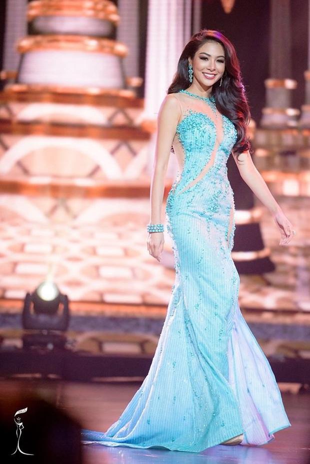 Cha đẻ Miss Grand International cà khịa váy núi lửa nổi tiếng của Catriona Gray là váy đạo nhái? - Ảnh 3.