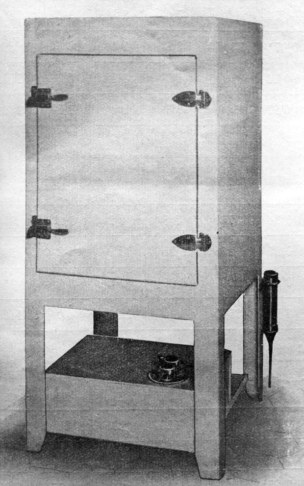 Ngày xưa mà chúng ta sử dụng dự án tủ lạnh của Albert Einstein và Leo Szilard, có khi tầng ozone đã không thủng một lỗ - Ảnh 7.