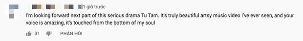 Fan quốc tế nói gì về Canh Ba của Nguyễn Trần Trung Quân: Tan nát cõi lòng, mong chờ phần 3 và còn nhiều hơn thế - Ảnh 4.
