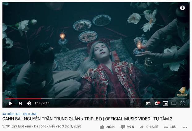Fan quốc tế nói gì về Canh Ba của Nguyễn Trần Trung Quân: Tan nát cõi lòng, mong chờ phần 3 và còn nhiều hơn thế - Ảnh 2.