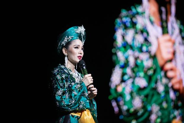 Q Show 2 tại Hà Nội: Lệ Quyên chứng minh đẳng cấp với dạ tiệc âm nhạc hoành tráng và đầy cảm xúc - Ảnh 20.