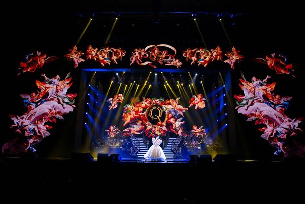 Q Show 2 tại Hà Nội: Lệ Quyên chứng minh đẳng cấp với dạ tiệc âm nhạc hoành tráng và đầy cảm xúc - Ảnh 24.