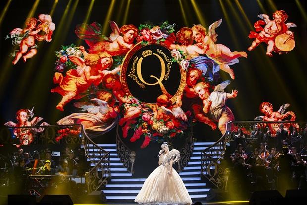 Q Show 2 tại Hà Nội: Lệ Quyên chứng minh đẳng cấp với dạ tiệc âm nhạc hoành tráng và đầy cảm xúc - Ảnh 23.