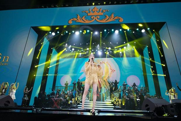 Q Show 2 tại Hà Nội: Lệ Quyên chứng minh đẳng cấp với dạ tiệc âm nhạc hoành tráng và đầy cảm xúc - Ảnh 32.