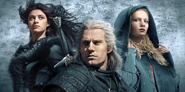 The Witcher: Cốt truyện kì ảo hấp dẫn, dàn sao siêng cởi đỏ hoe con mắt - Ảnh 1.