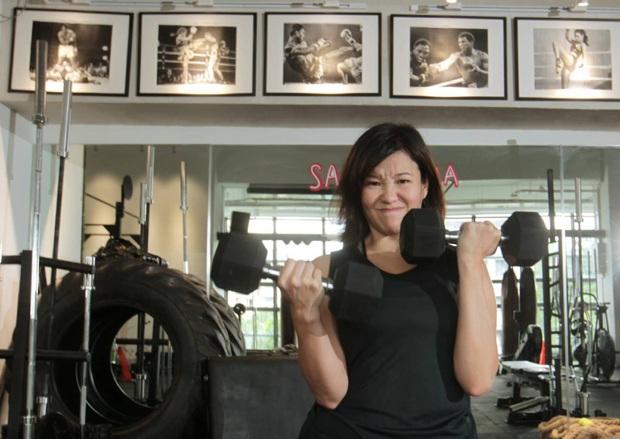 Chuyện thật như đùa: cô gái người Malaysia giảm được 30kg nhưng lại tức tốc đi tập để... tăng cân trở lại - Ảnh 2.
