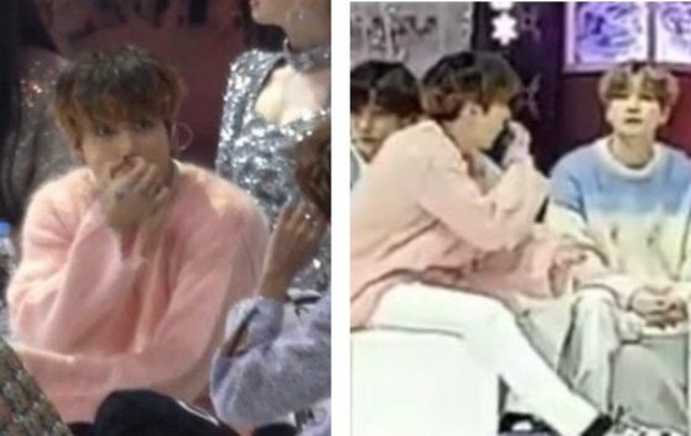 Tranh cãi thái độ của Jungkook (BTS) khi nhìn MAMAMOO và Han Ye Seul: Buồn nôn, mỉa mai hay chỉ là hiểu lầm? - Ảnh 5.