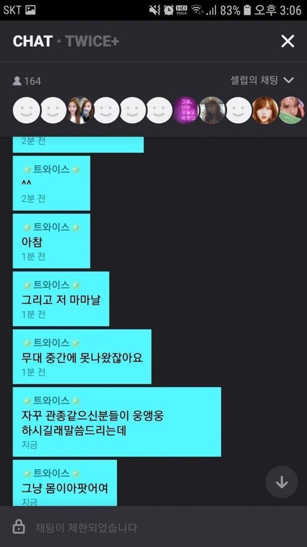 Jihyo (TWICE) lên tiếng vì biến mất khó hiểu tại MAMA 2019: Cách đáp trả mỉa mai và dùng từ châm biếm gây tranh cãi lớn - Ảnh 5.